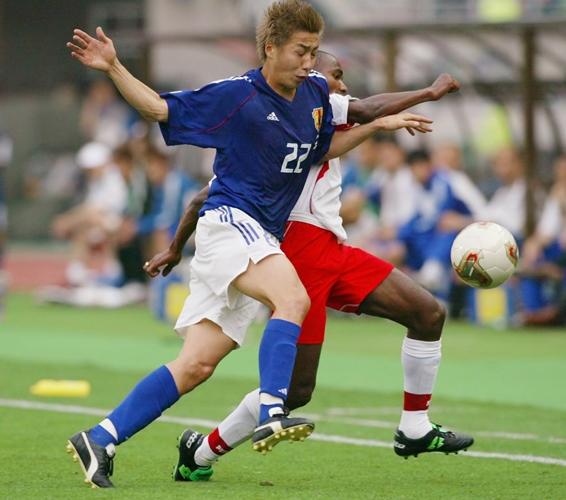 サッカー日本代表最年少出場記録の市川大祐が引退