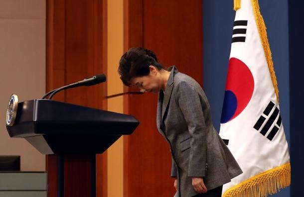 [3]朴槿恵大統領、辞任表明の背景