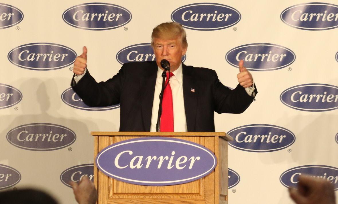 トランプ大統領で世界は発狂するのか?