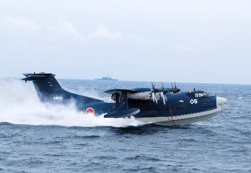 救難飛行艇の輸出はまたも空振り。その原因は?