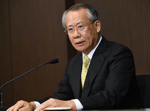 外でも内でもなく選ばれた上田良一NHK次期会長