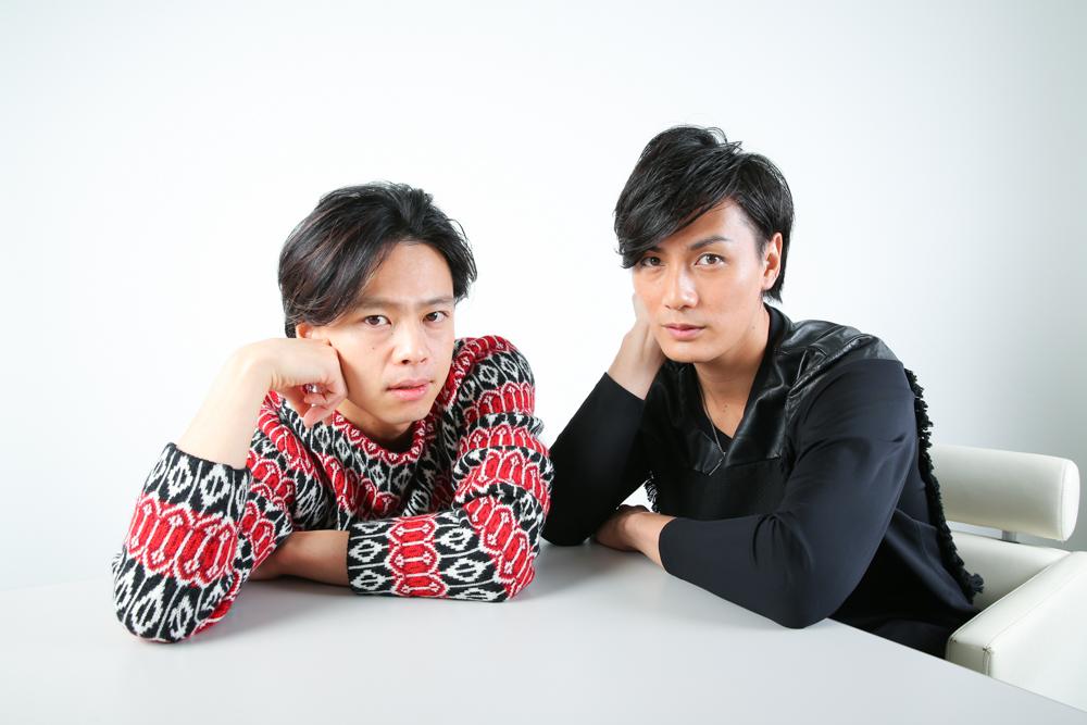 中川晃教×加藤和樹、初共演のふたりが語る(上)