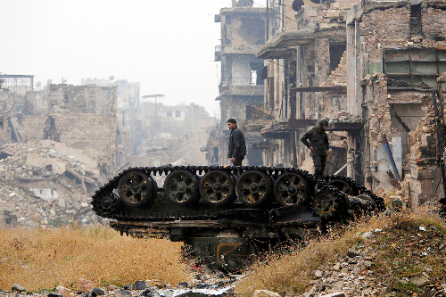 アレッポ陥落後のシリアはどうなる?