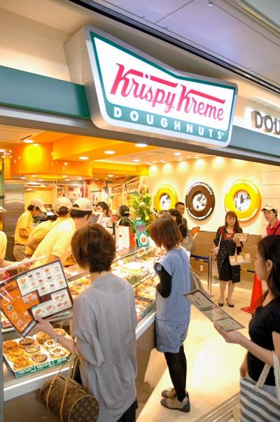 なぜ日本でドーナツを売るのは難しいのか(上)