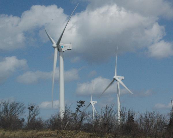 環境影響評価で滞る風力発電