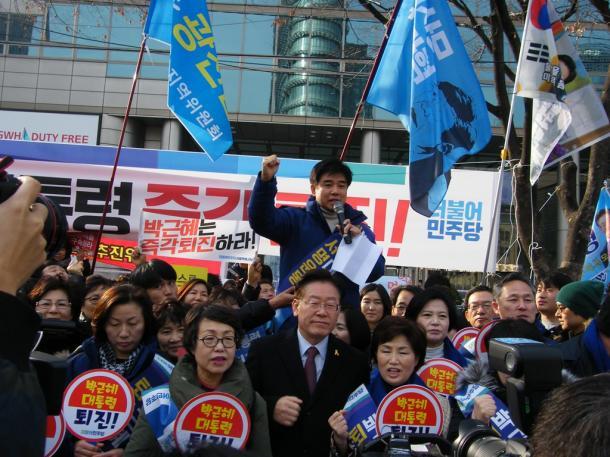 日本はどのように「朴槿恵後」に備えるのか?
