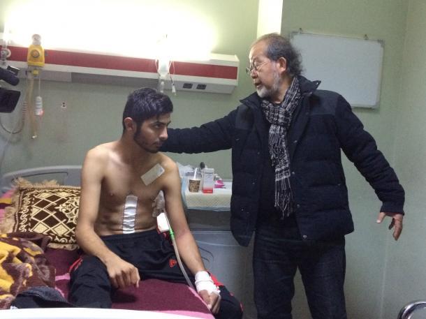 イラクでは今も子どもや女性が傷ついている