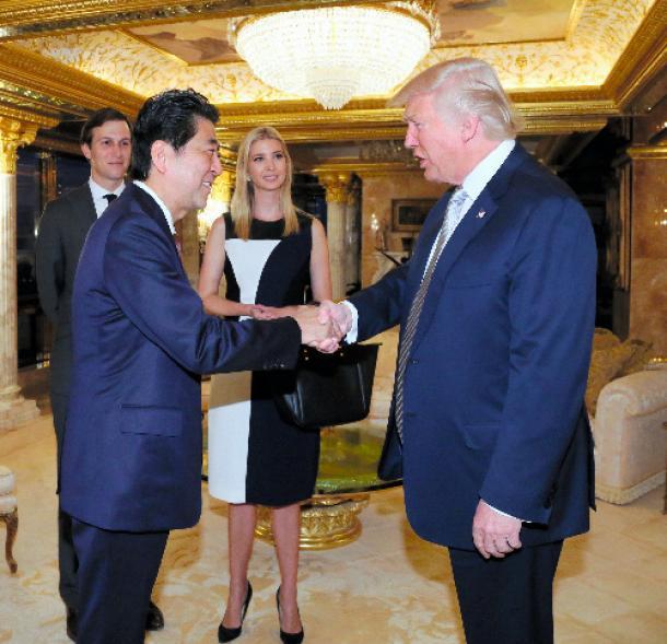首脳外交としてはかなり危うい日米首脳会談