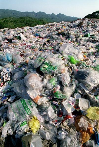 リサイクル法が不法投棄を助長する