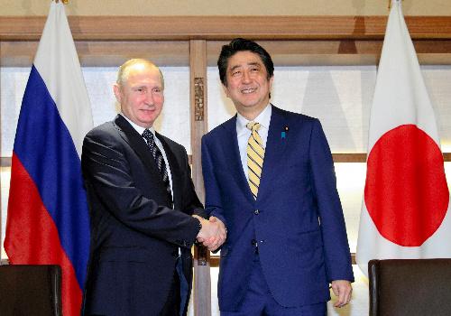 [5]日本政府にみなぎる対ロシア楽観論の背景