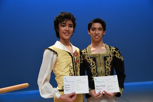 日本人男性の活躍が目立ったローザンヌ国際バレエ