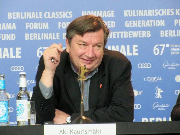 ベルリン映画祭で、カウリスマキが会見ボイコット