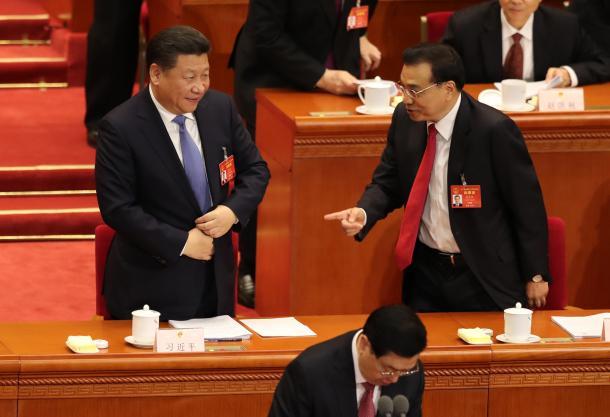 トランプ米政権の動きを注視する中国