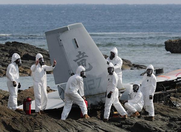 名護市安部沖事故が示すオスプレイの新たな欠陥