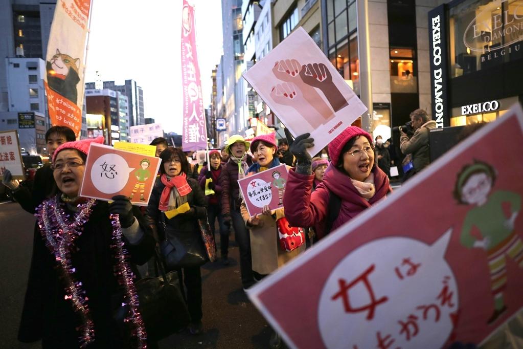 3月8日「ウィメンズ・マーチ東京」を呼びかけて