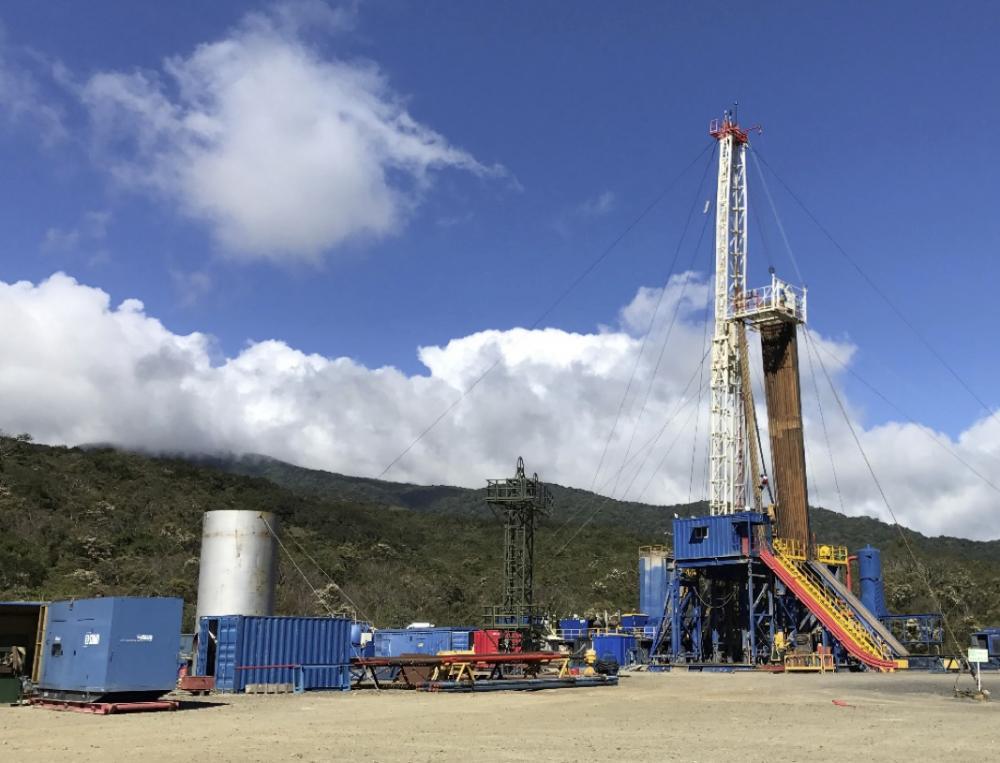 海外展開をはかるコスタリカの地熱発電