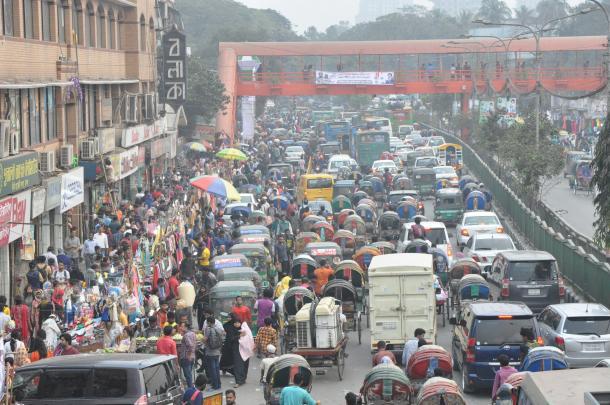 バングラデシュに見るグローバル化の希望と苦悩