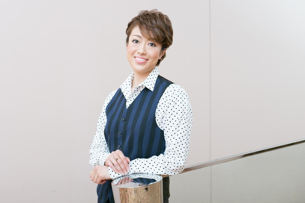 『パジャマゲーム』、北翔海莉インタビュー(上)