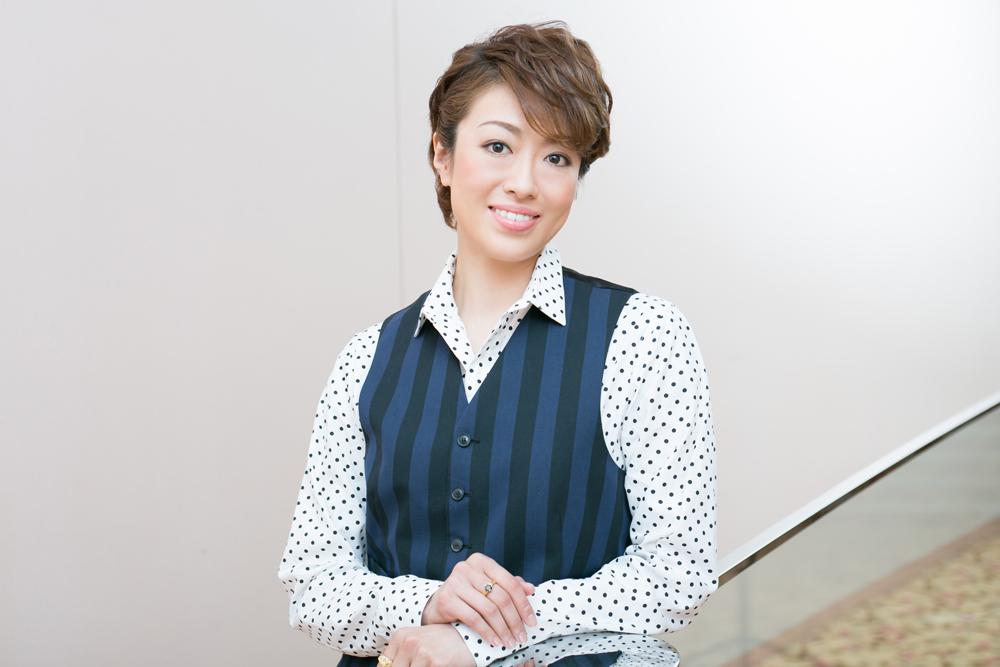 『パジャマゲーム』、北翔海莉インタビュー(下)
