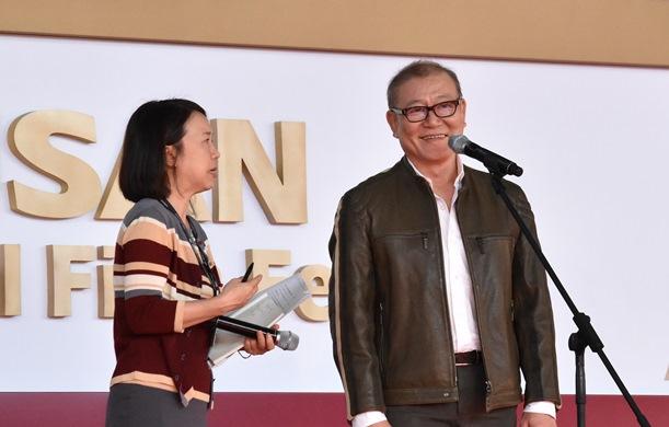 俳優・國村隼が語った日韓の映画製作の違いと現実