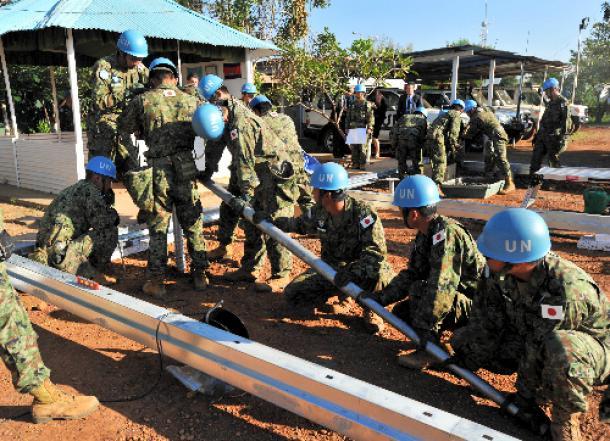 国連PKOは日本にとって重要な国際貢献の一形態