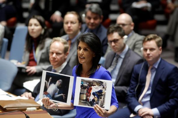 米国のシリア攻撃で激化する中東のミリタリズム