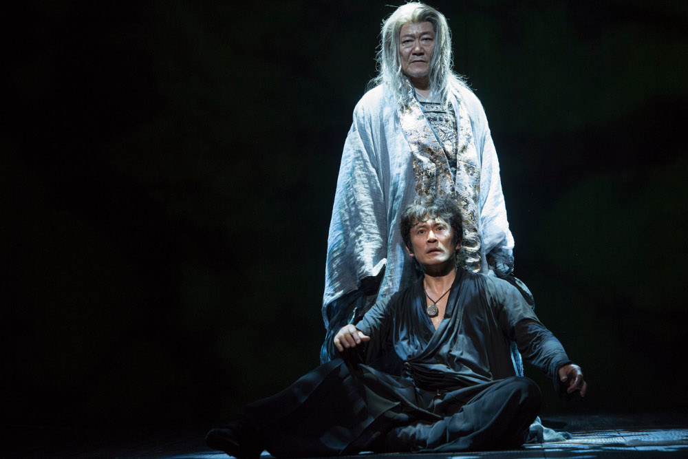 【公演評】舞台『ハムレット』