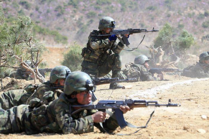 緊張する朝鮮半島情勢