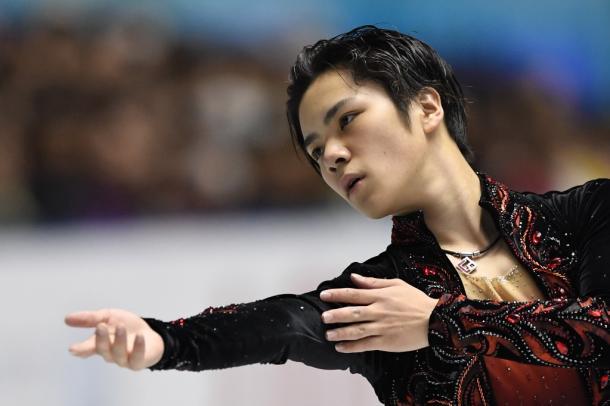 「試合で全選手の演技を見た」宇野昌磨の可能性