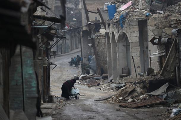 空爆後のシリアで目指すべき到達点はどこか?