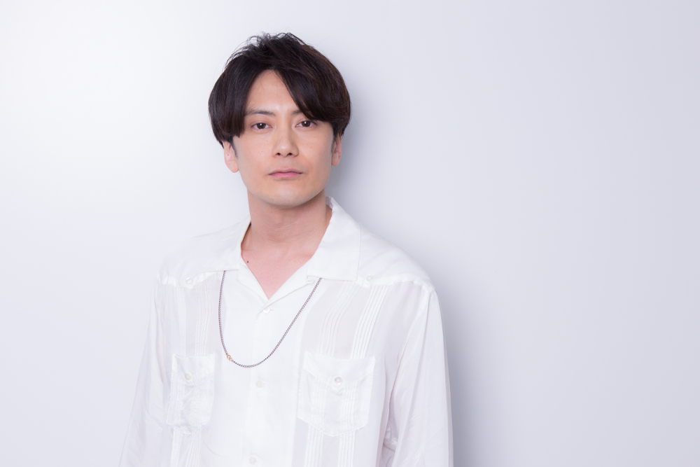 進化著しい俳優・小西遼生に聞く(上)