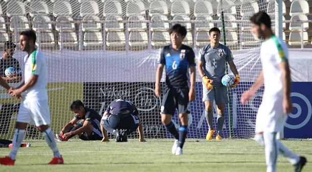 W杯に王手もケガ人続出で深刻なサッカー日本代表