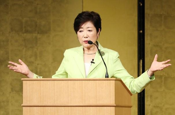百合子ファースト演説会のすごさをレポート(下)