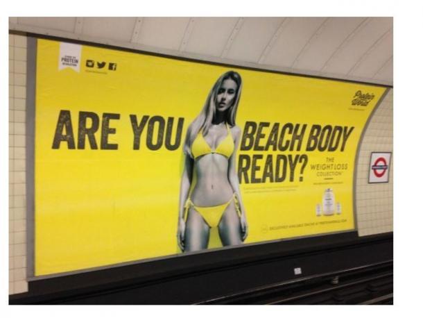 英国は性差別的広告を禁止へ
