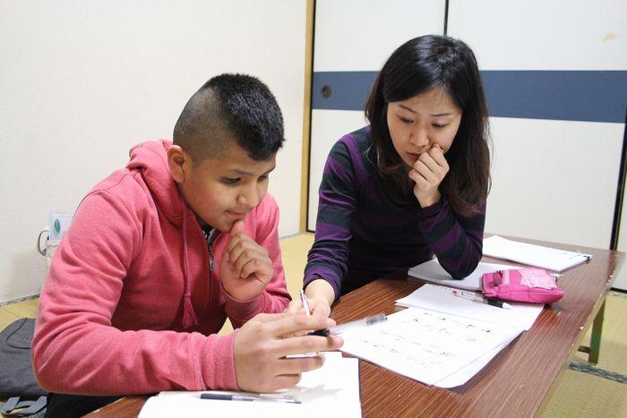 増え続ける、日本語指導が必要な子どもたち