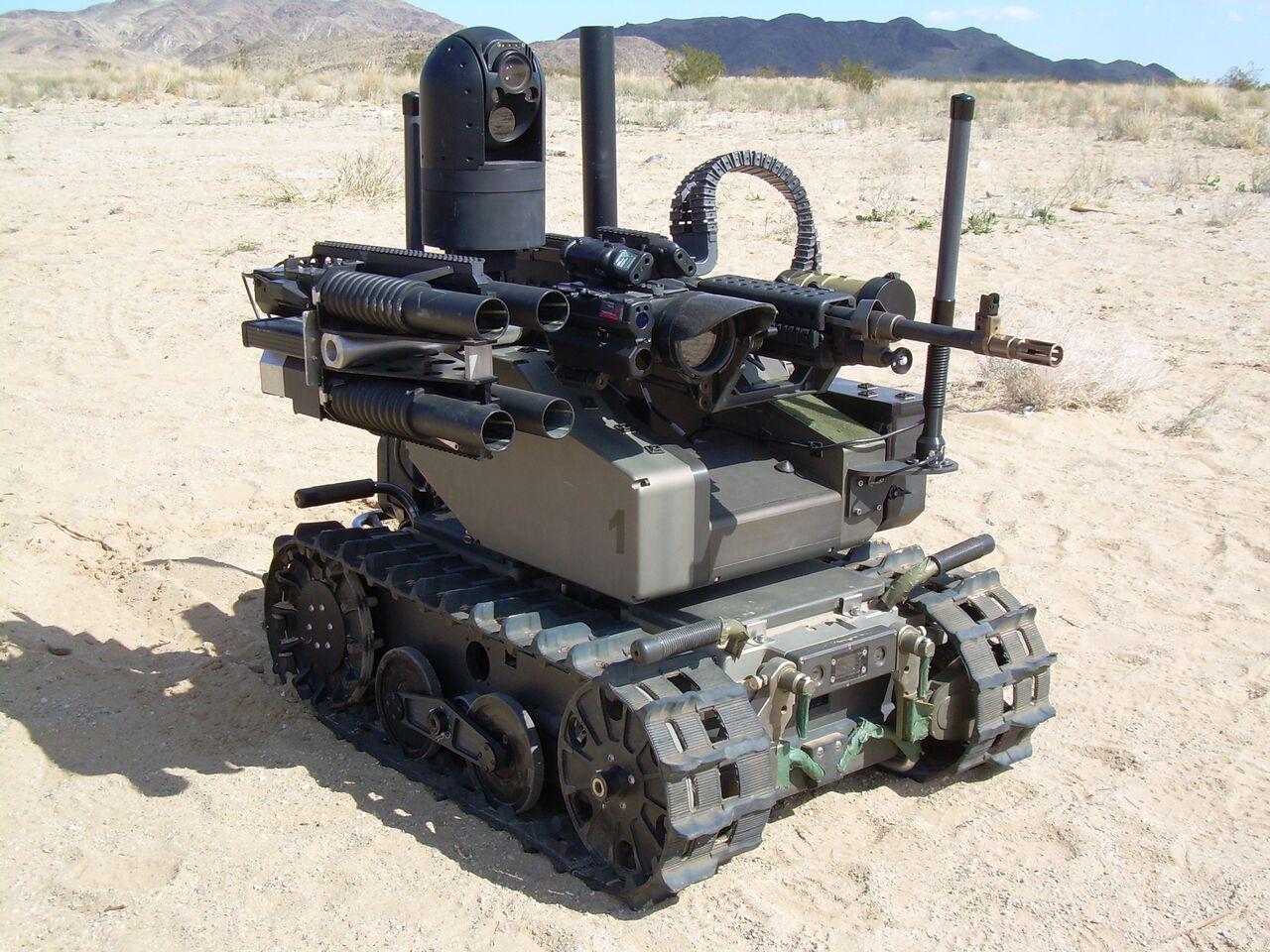 殺人ロボット兵器の禁止を急げ