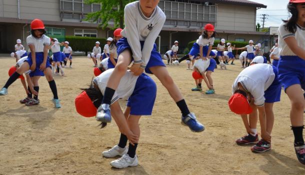 運動嫌いになるのは体育の授業と部活動のせいだ