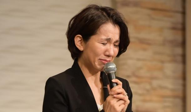 豊田真由子議員の謝罪会見、「ちがうだろ〜!!」