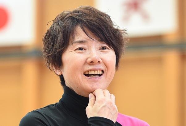 [1]新体操日本代表の山﨑浩子強化本部長に聞く