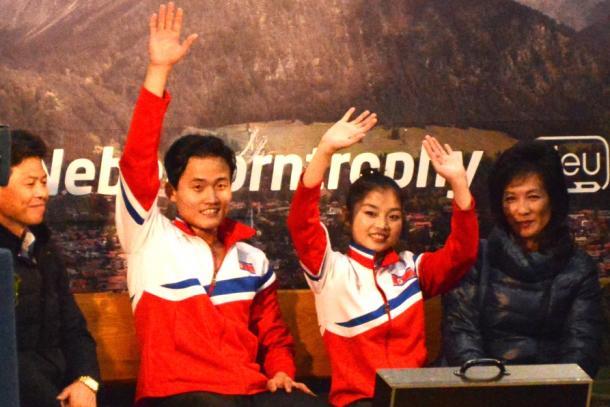 北朝鮮のペアは平昌五輪に出場するか