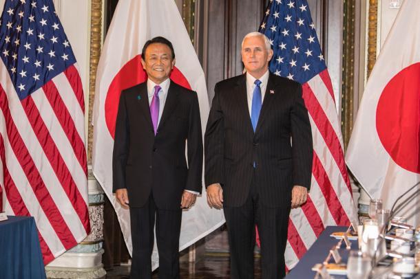 トランプ米大統領訪日と日米FTA