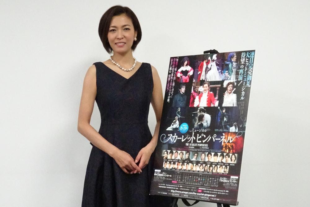 『スカーレット・ピンパーネル』待望の再演