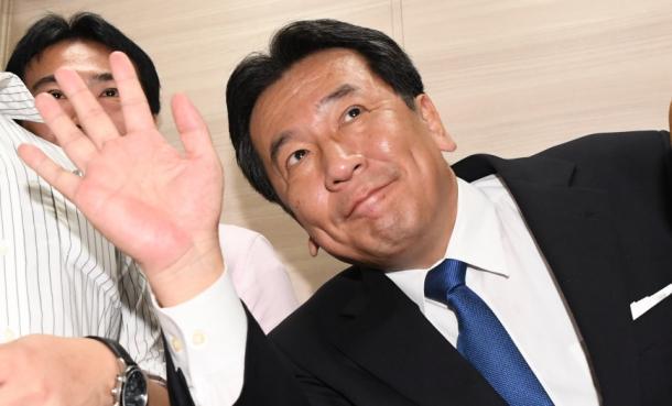 枝野幸男代表と立憲民主党の取るべき戦略