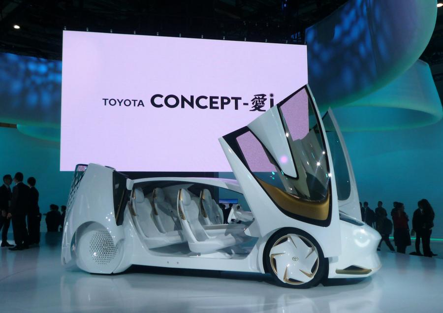 東京モーターショーが描く「ちぐはぐな未来像」