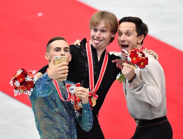 NHK杯、羽生結弦の負傷に思う身体的なリスク