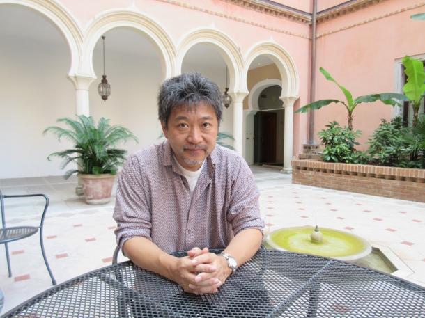 是枝裕和監督に聞く東京国際映画祭への提言