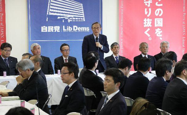 実は危うい日本の護憲派