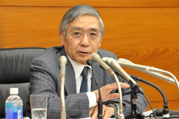 次期日本銀行総裁は誰に?