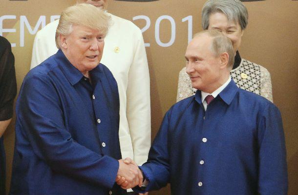 プーチン大統領が挑む「最終決戦」のゆくえ