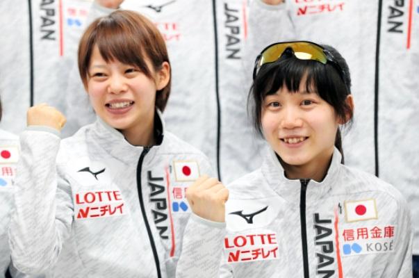 平昌五輪を彩る日本代表の兄弟、姉妹たち